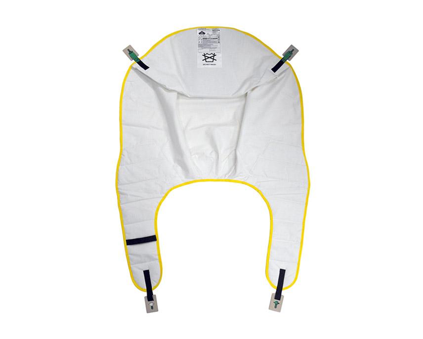 comfort disposable slings for hoists -rehabilitation equipment